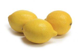 Aceite de limon para el cabello